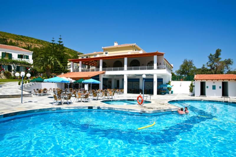 Hotel Arion - Kokkari - Samos